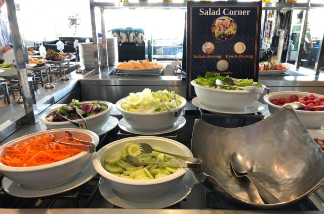 Salad Corner - The Terrace @72