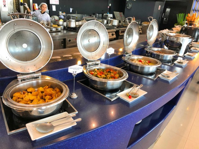 European Hot Dish - ramada menam riverside